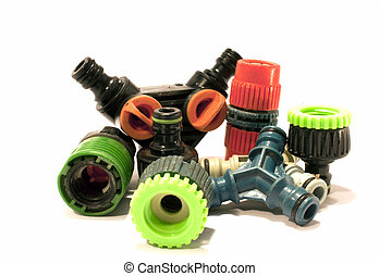 irrigation - plastic fittings