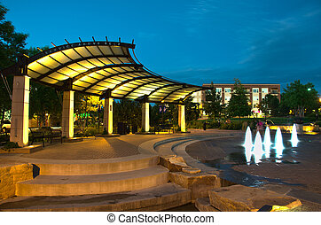 Burnsville HOTC at Night - Burnsville MN - The Heart of the...