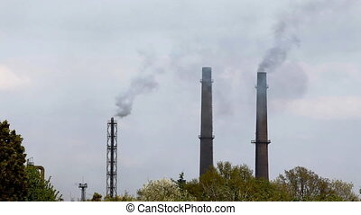 Industry - Industrial air pollution