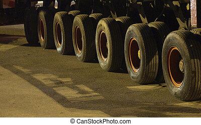 wheel transportation