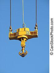 cat-crane - shipment