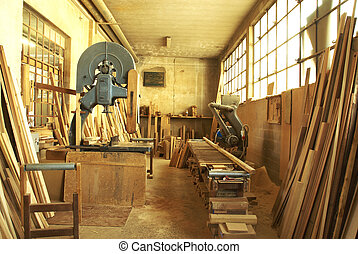 carpentry woodworking