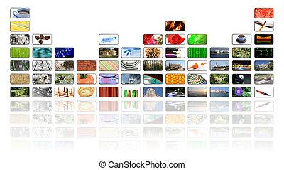 multimedia background