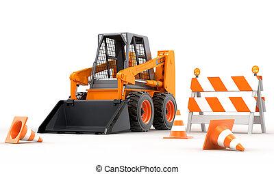 Under Construction, 3d