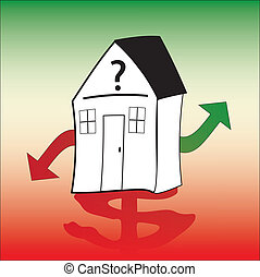 housing crisis and red dollar