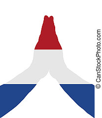 Dutch praying