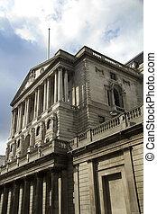 Gloom over bank of England