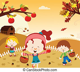 Fun Harvest - Happy Harvest