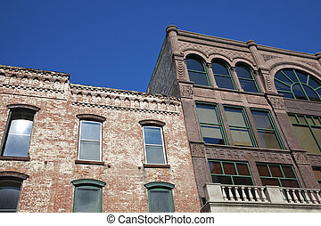 Historic architecture of Rockford