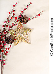Christmas Border Design - The christmas Border Design as a...
