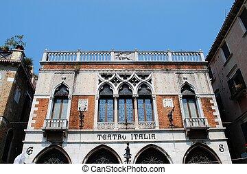 Theater in Venice