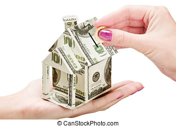 Save Money on a New House - saving money on a new house...