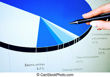 Stock market graphs - Stock market sector structure on the...