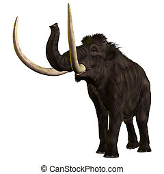 Woolly Mammoth - The Woolly Mammoth is an extinct elephant...