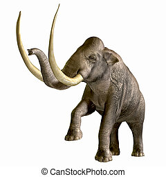 Columbian Mammoth - The Columbian Mammoth is one of an...