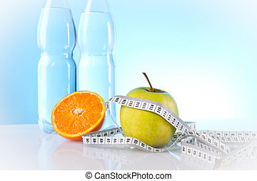 diet and fitness products