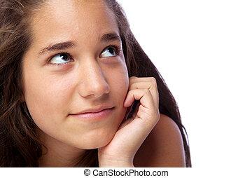 Curious Teenager