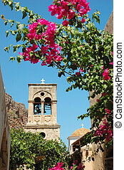 church of Elkomenos Christos,Monemvasia