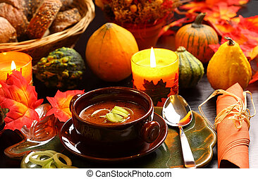 Goulash soup for Thanksgiving - Goulash soup for autumn and...