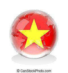 Vietnam Crystal Sphere
