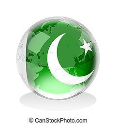 Pakistan Crystal Sphere