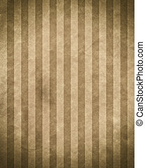 Striped background with burnt edges