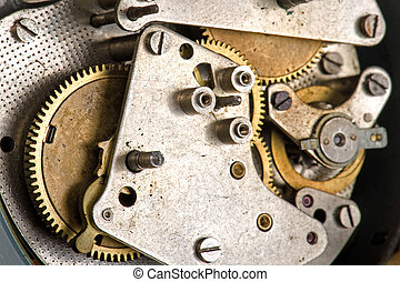 mechanism clockwork macro