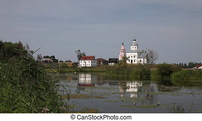 Ilinskaya church in Suzdal - Suzdal , Russia