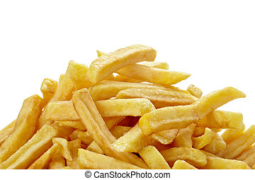 french fries  unhealthy fast food