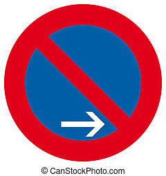 traffic signs - many different traffic signs to be found...