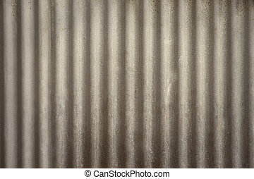 Metal background - Background of rough metal with repetitive...