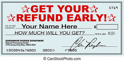 Get Your Tax Refund Early - File Now for Fast Return of...