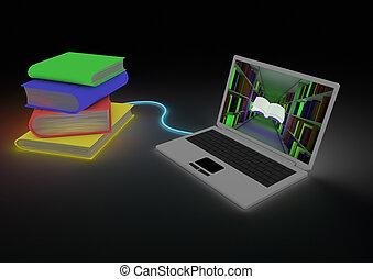 numérique, bibliothèque
