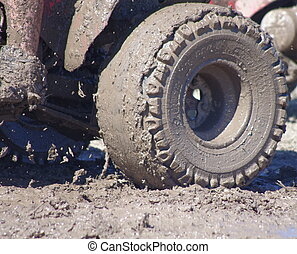 Just Mud - A mud bogging good time