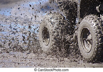 Mud Me - A mud bogging good time