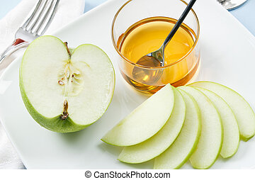 Apples and Honey for Rosh Hashanah - Apples and Honey are...