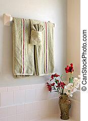 Hotel Bathroom Towel