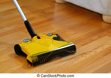 Bare Floor Sweeper - Wood Floor Sweeper