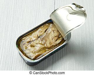錫, 鯖魚