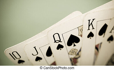 poker - full house of poker