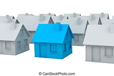 search a house
