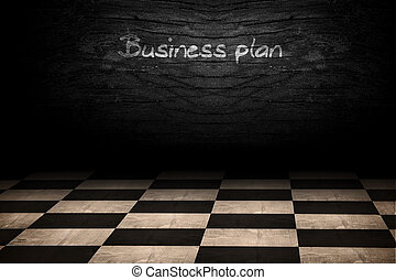 Business plan - Concept of a business plan