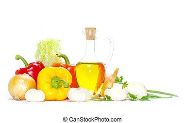 Lebensmittel, Bestandteile