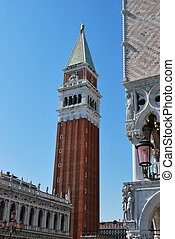 St. Mark's tower bell, Venice