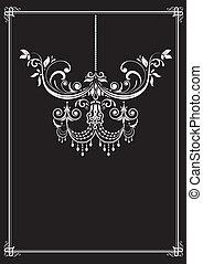 Chandelier pattern