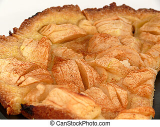 fresh Apple pie -  Apple pie