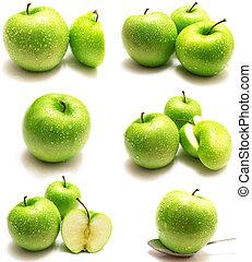Green apple - apple