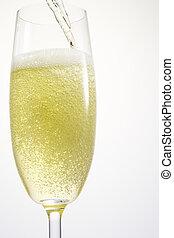 Single Champagne Flute