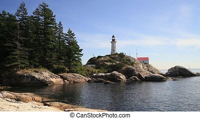 Point Atkinson Lighthouse Vancouver - Point Atkinson...