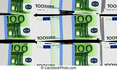 Stacks of Euro Loop
